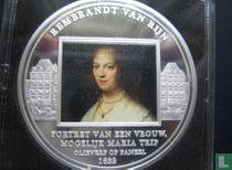 Rijksmuseum Rembrandt portret van een vrouw