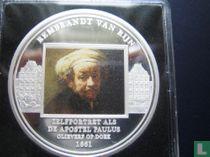 Rijksmuseum Rembrandt zelfportret 1661