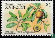 Fruit en bloesems
