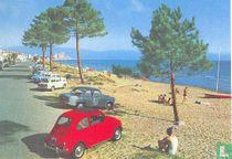 CAR08043 - Fiat 500, Alfa Romeo Giulietta