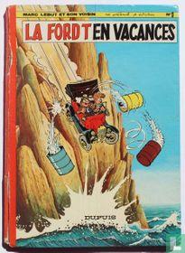 La Ford T en vacances