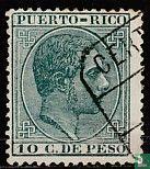 Koning Alfonso XII