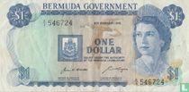 Bermuda 1 Dollar 1970