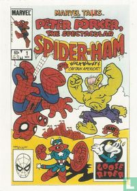 Marvel Tails - Starring Peter Porker - The Spectacular Spider-Ham