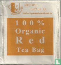 100% organic Red tea bag
