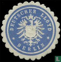 Lloyd privaatpost Berlijn Siegelmark