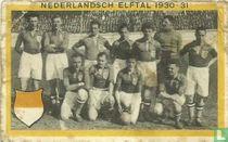 Nederlandsch Elftal 1930-31