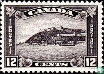 Oude citadel in Quebec