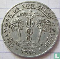 Algerije 5 centimes 1916