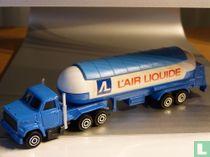 Semi Citerne Gaz 'l'Air Liquide'