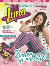 Soy Luna vakantieboek 2017