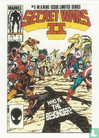 Secret Wars II (Limited Series)