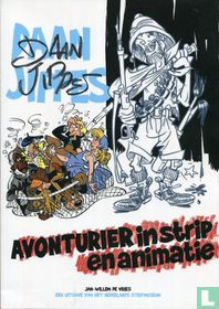 Daan Jippes - Avonturier in strip en animatie