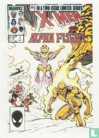 X-Men and Alpha Flight (Limited Series)