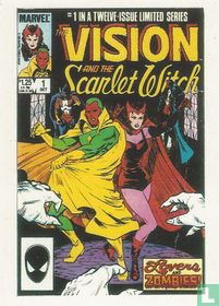 The Vision and The Scarlet Witch (Limited Series)
