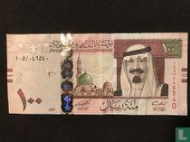 Saoedi-Arabië 100 Riyalen