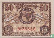 Ochsenfurt am Main 50 pfennig 1914