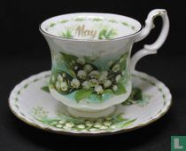 May - Flower of the Month - Lily of the Valley