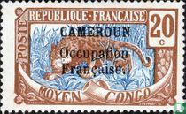 Luipaard, met opdruk