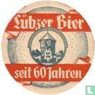 Lübzer Bier seit 60 Jahren