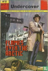 Flames Over the Arctic