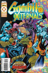Gambit and the X-Ternals 3