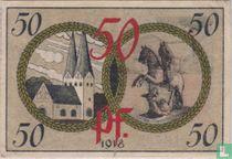 Broacker 50 pfennig 1918