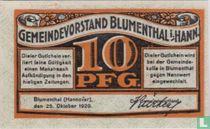 Blumenthal 10 pfennig 1920