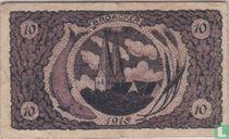 Broacker 10 pfennig 1918