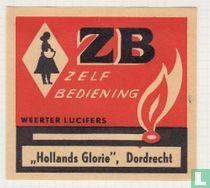 """ZB zelfbediening """"Hollands Glorie """", Dordrecht"""