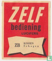 Zelf bediening ZB Kossen Schagen