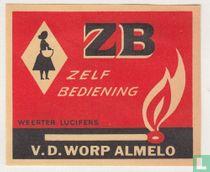 ZB zelfbediening v.d. Worp Almelo