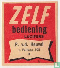 Zelf bediening P. v.d. Heuvel v.Peltlaan 305