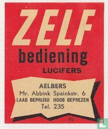 Zelfbediening Aelbers