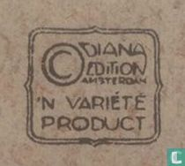 Stempelafdruk Diana Edition (Marten Toonder)