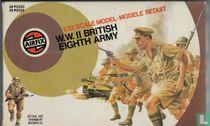 W.W.II  British 8e leger