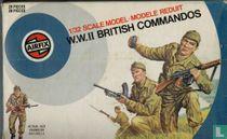 W.W.II. Britse Commando's.