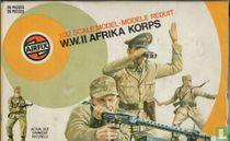 W.W. II Afrika Korps