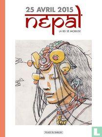 25 avril 2015 Nepal - La BD se mobilise