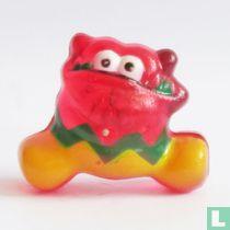Pingo [t] (red)