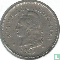 Argentina 10 centavos 1930