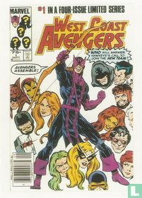 West Coast Avengers (Limited Series)