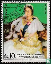 80. Geburtstag Königin Elizabeth