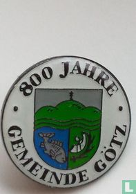 800 Jahre Gemeinde Götz
