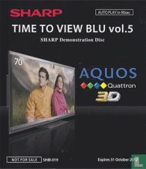 Sharp Time To View Blu Vol. 5
