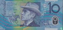 Australië 10 Dollars 1997