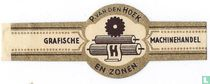H P. van den Hoek en Zonen - Grafische - Machinehandel