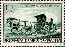 100 jaar transport van mail