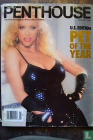 Penthouse [USA] 1 special Pet of the year issue