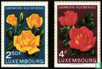 Luxemburg, stad van rozen